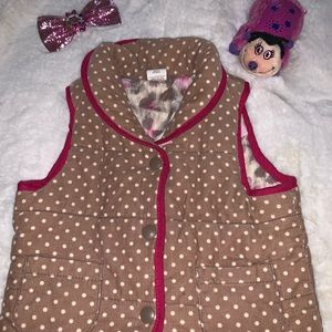 Reversible Genuine Kids Vest